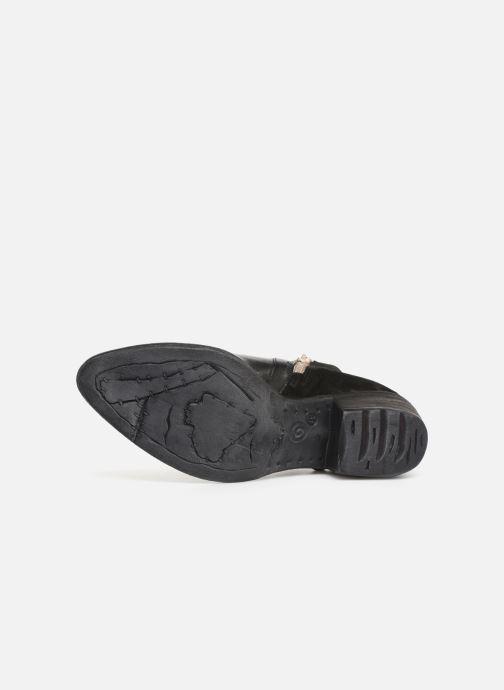 Stiefeletten & Boots Khrio 11059 schwarz ansicht von oben