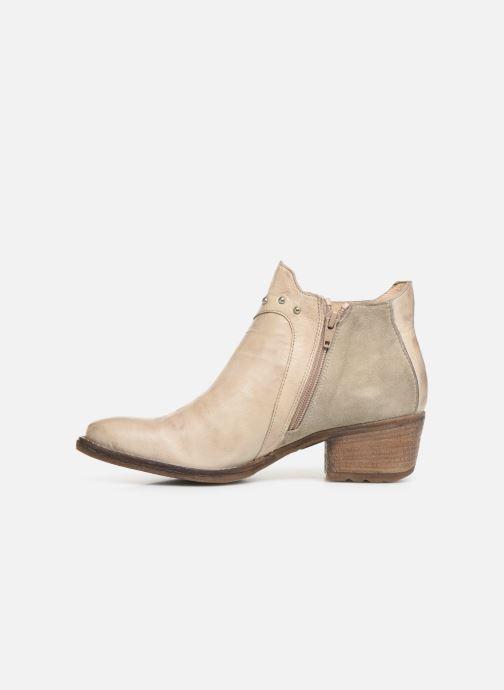 beige Chez Et Boots Khrio Bottines 11059 Oq1H7H