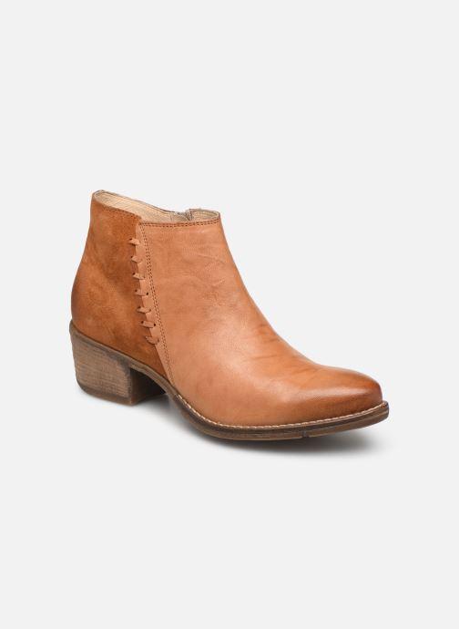 Bottines et boots Khrio 11061 Orange vue détail/paire
