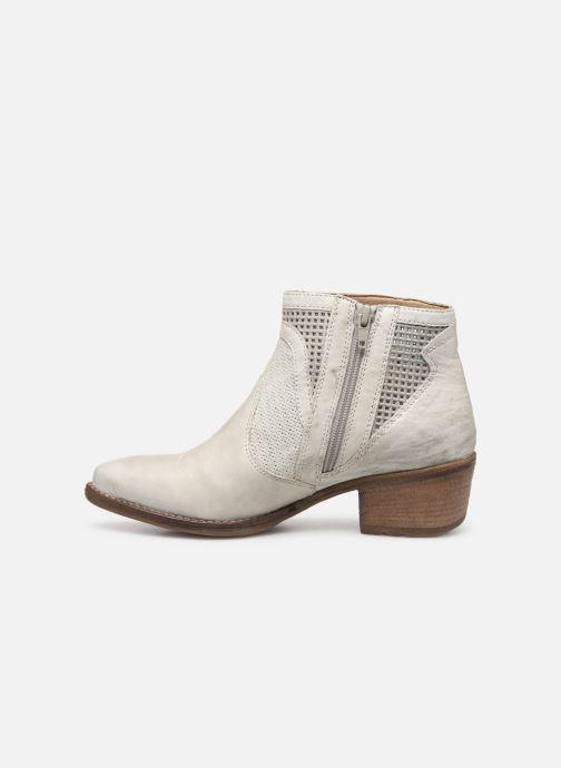 Et Chez Bottines 11062 Khrio Boots blanc nOtWxHx7ZX