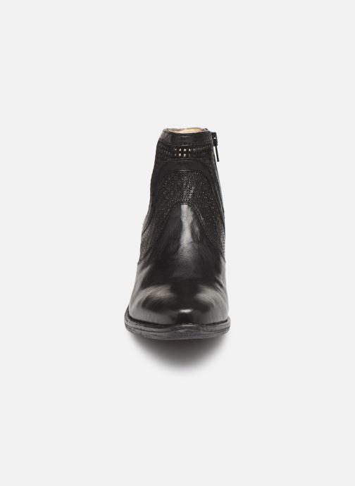 Bottines et boots Khrio 11062 Noir vue portées chaussures