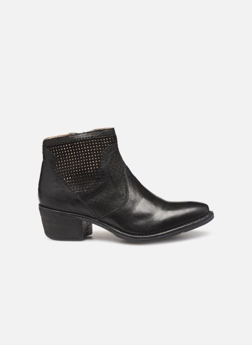 Ankle boots Khrio 11062 Black back view