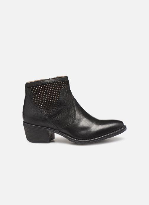Boots en enkellaarsjes Khrio 11062 Zwart achterkant