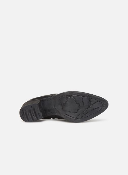Stiefeletten & Boots Khrio 11062 schwarz ansicht von oben