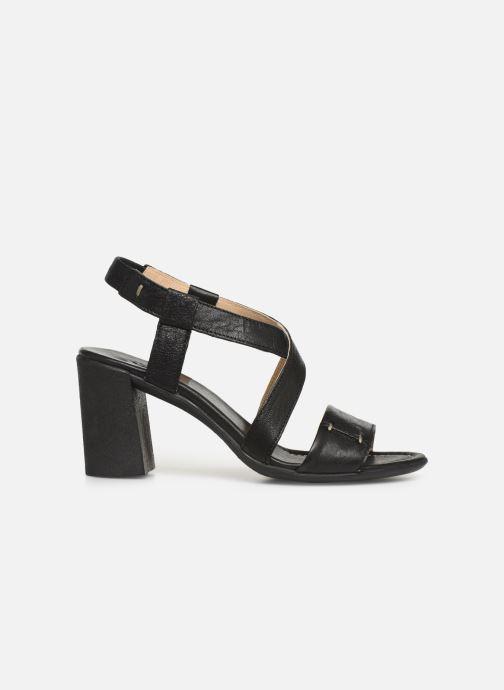 Sandales et nu-pieds Khrio 11070 Noir vue derrière