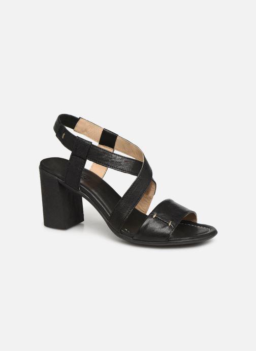 Sandales et nu-pieds Khrio 11070 Noir vue détail/paire
