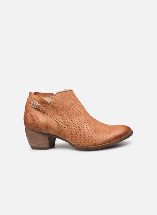 Bottines et boots Khrio 11078 Orange vue derrière