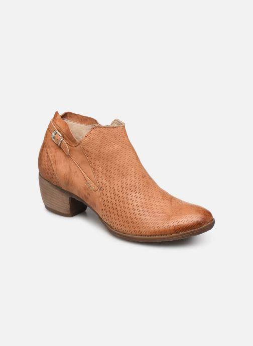 Bottines et boots Khrio 11078 Orange vue détail/paire