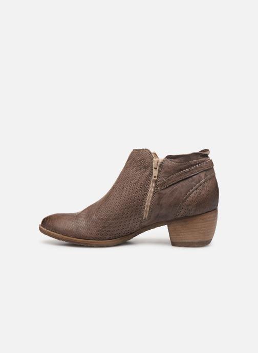 Bottines et boots Khrio 11078 Marron vue face