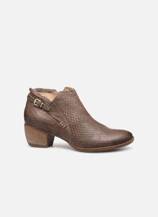 Bottines et boots Khrio 11078 Marron vue derrière