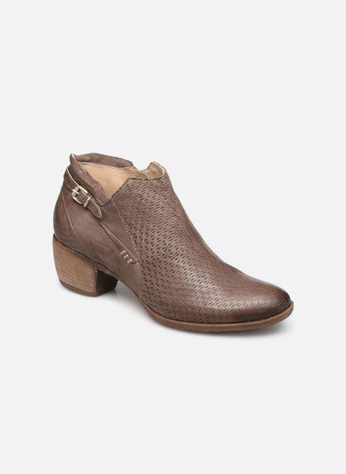 Boots en enkellaarsjes Khrio 11078 Bruin detail