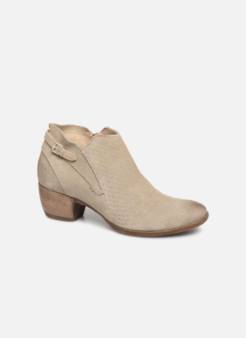 Boots en enkellaarsjes Khrio 11078 Beige detail
