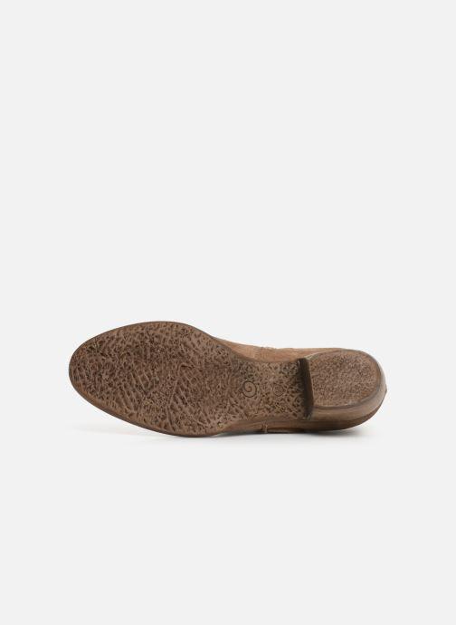 Stiefeletten & Boots Khrio 11079 braun ansicht von oben