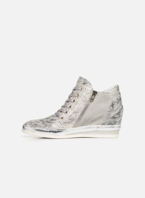 Sneaker Khrio Alumtoo silber ansicht von vorne