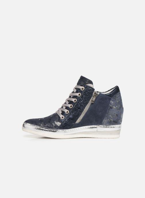 Sneaker Khrio Alumtoo blau ansicht von vorne