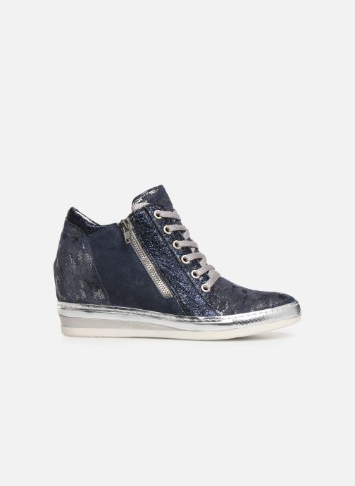Sneakers Khrio Alumtoo Blauw achterkant