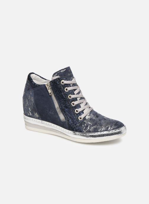 Sneakers Khrio Alumtoo Blauw detail