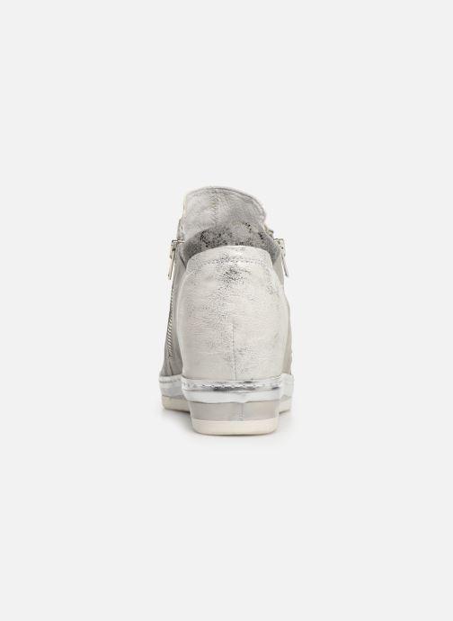 Sneaker Khrio Funiba silber ansicht von rechts