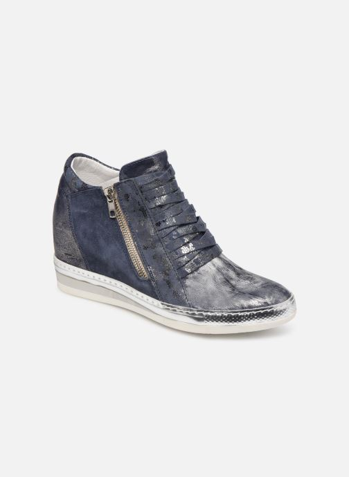 Sneaker Khrio Funiba blau detaillierte ansicht/modell