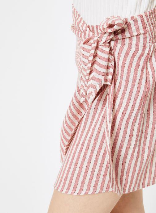 Vêtements Billabong Sincerely Jules x Billabong - Beyond the palms Rouge vue face