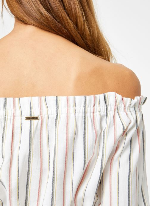 Vêtements Billabong Sincerely Jules x Billabong - Tulum weathers top Blanc vue face