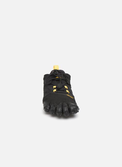 Chaussures de sport Vibram FiveFingers V-TRAIL 2.0 W Noir vue portées chaussures