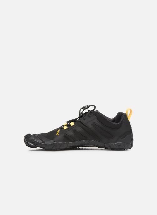Chaussures de sport Vibram FiveFingers V-TRAIL 2.0 W Noir vue face