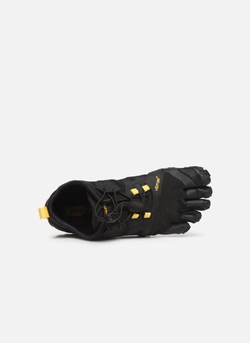 Chaussures de sport Vibram FiveFingers V-TRAIL 2.0 W Noir vue gauche