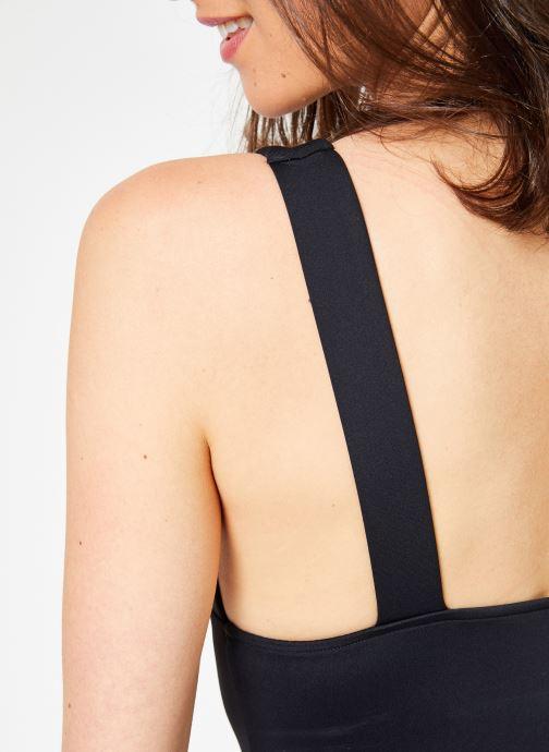 Vêtements Seafolly Active V neck Noir vue face