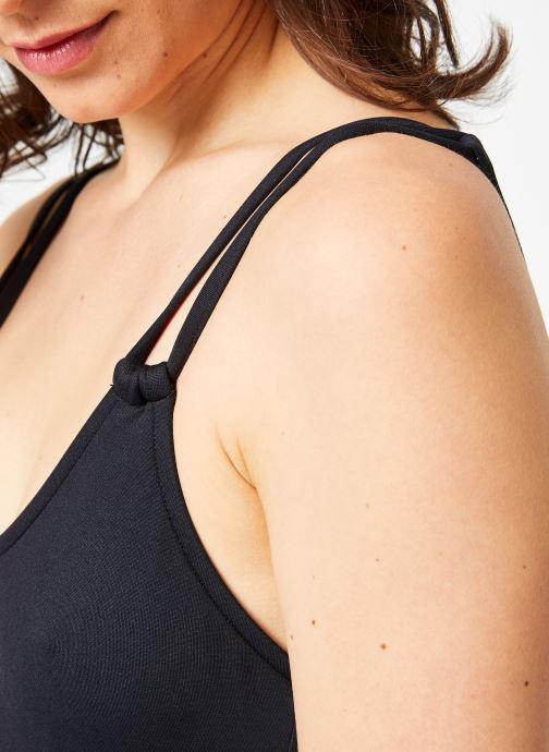 Vêtements Seafolly SEAFOLLY DOUBLE STRAP Noir vue face