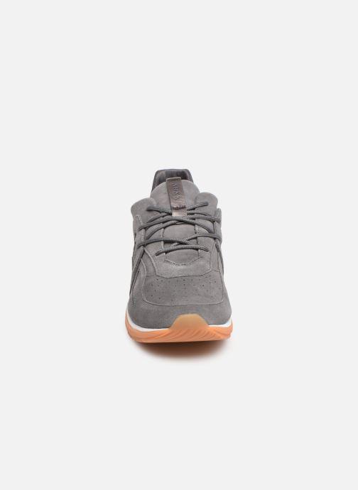 Baskets ARKK COPENHAGEN Solianze Suede F-G2 Gris vue portées chaussures
