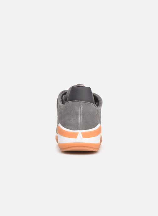 Trainers ARKK COPENHAGEN Solianze Suede F-G2 Grey view from the right