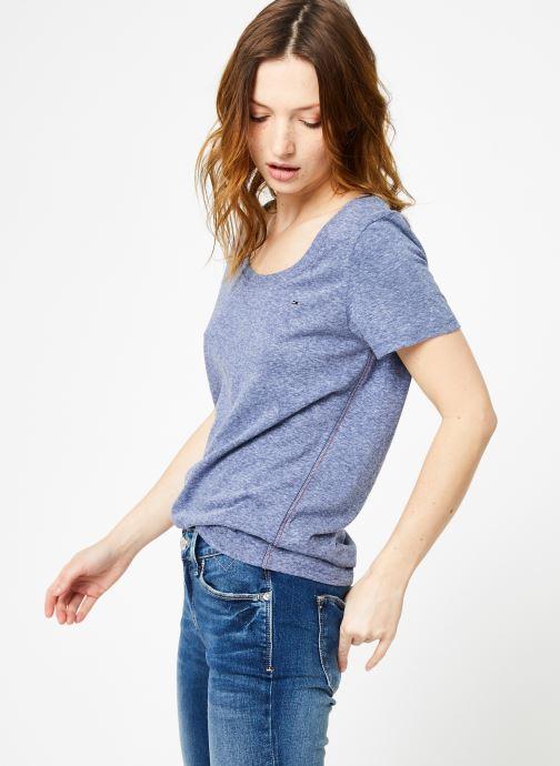 Triblend Tee shirts Dress Débardeurs Blues Et VêtementsT Jeans Tjw Original Tommy rCWQBoedx