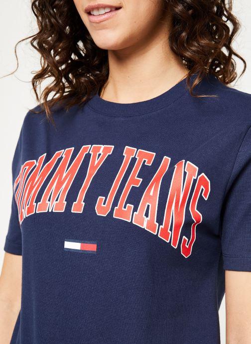 Tommy Collegiate Logo Tee Tjw Chez Vêtements bleu Jeans 366487 qtrwEIt