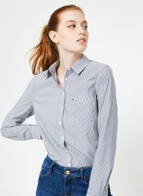 Vêtements Accessoires TJW REGULAR STRIPE POPLIN SHIRT