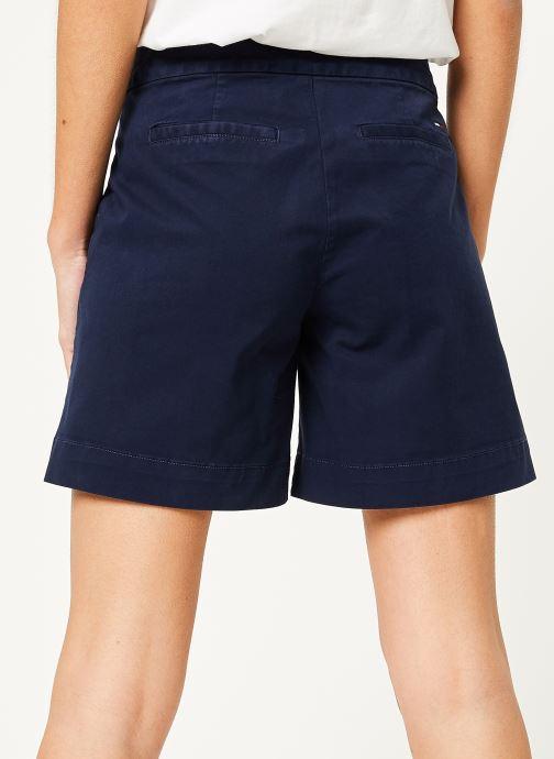 Tøj Tommy Jeans TJW ESSENTIAL CHINO SHORT Blå se skoene på