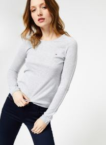 TJW CONTRAST PIPPING SWEATER