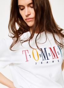 TJW 1985 EMBROIDERY TEE