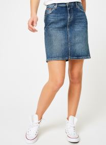 REGULAR DENIM SKIRT