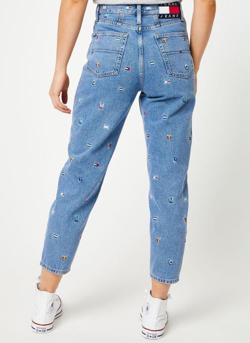 Rise Vêtements Tapered 366598 bleu 2004 High Jeans Tommy Chez Tj FxSUwTRRq