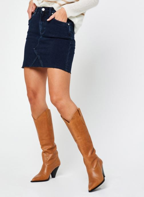 Tøj Accessories SHORT DENIM SKIRT