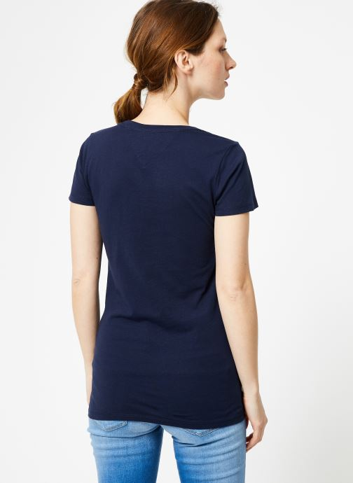 Jeans Tee shirts Tommy Débardeurs Iris Tjw Casual Black Et VêtementsT qzMVSGUp
