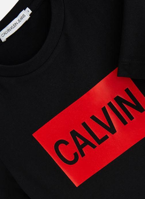Kleding Calvin Klein IB0IB00138 Zwart model