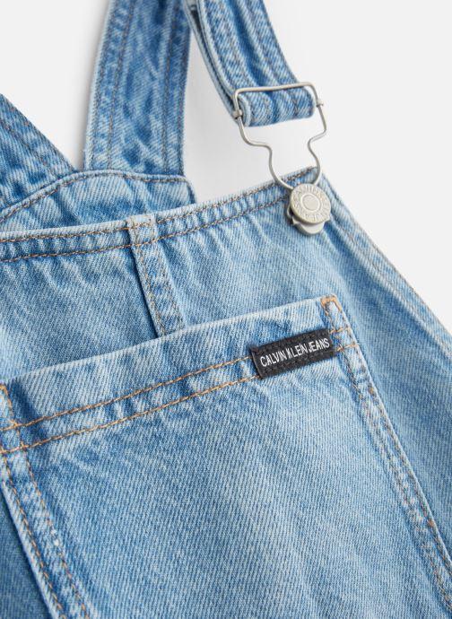 Vêtements Calvin Klein IG0IG00090 Bleu vue portées chaussures