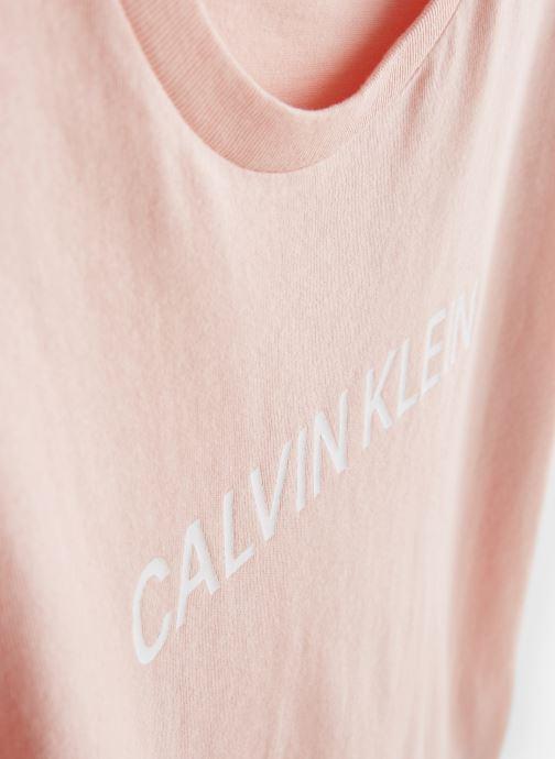 Kleding Calvin Klein IG0IG00140 Roze model