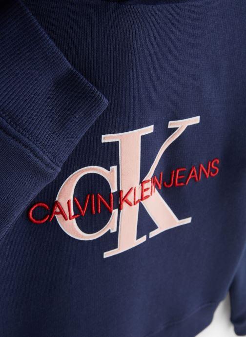 Kleding Calvin Klein IG0IG00155 Blauw model