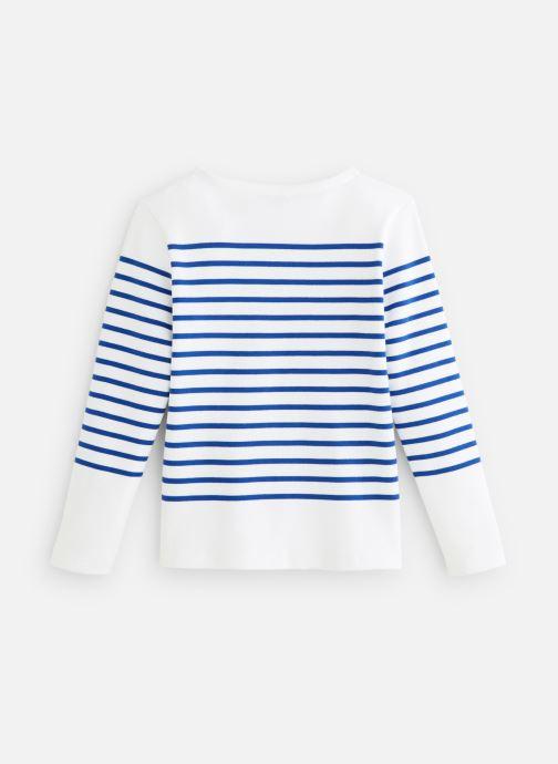 Vêtements Armor Lux Mariniere Amiral Bleu vue bas / vue portée sac