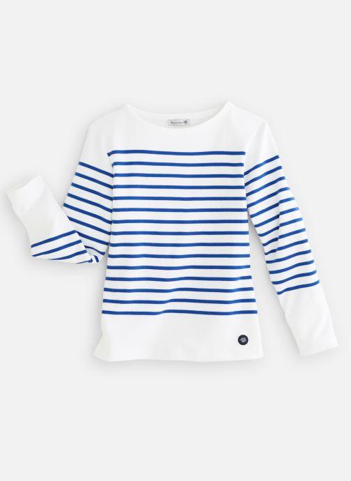 Vêtements Armor Lux Mariniere Amiral Bleu vue détail/paire