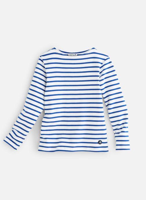 Vêtements Armor Lux Mariniere Loctudy Bleu vue détail/paire