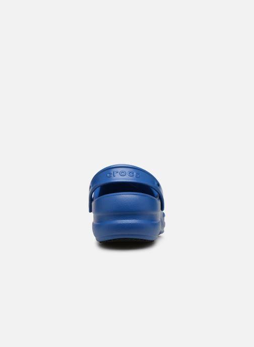 Sandales et nu-pieds Crocs Bistro m Bleu vue droite